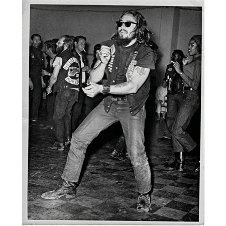 Old Pictures - Hells Angels MC ItalyHells Angels MC Italy  Sonny Barger Hells Angels 1970